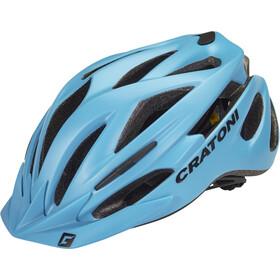 Cratoni Pacer MTB Helm, blue matte